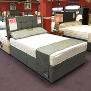 Zante Double Divan Bed