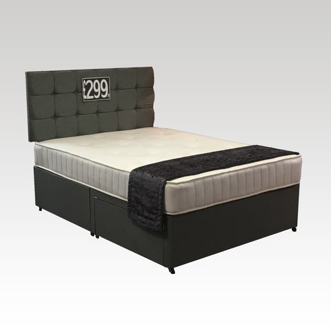 Zante King Size Divan Bed