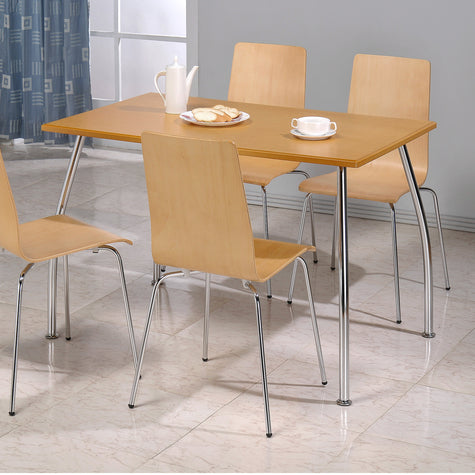 Owl Rectangle Set (4 chairs)