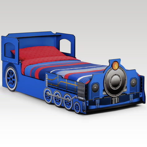 Tommy Train Bed (mattress extra)