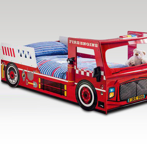 Samson Fire Engine Bed (mattress extra)