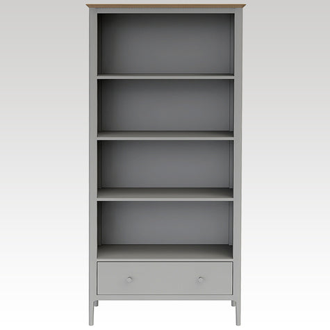 Cornwall Large Bookcase