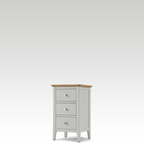Branford 3 Drawer Bedside
