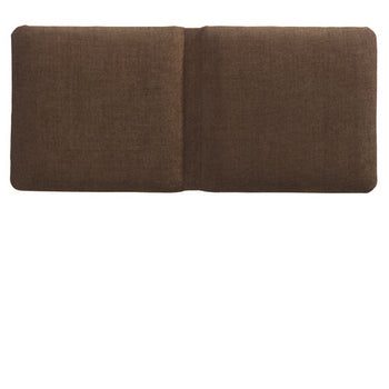 Duo Faux Leather, Faux Suede or Hopsack Headboard From House Of Reeves