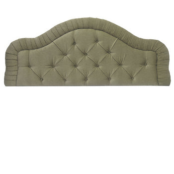 Lydia Fabric Headboard From House Of Reeves