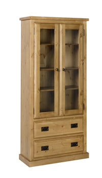Devon Glass display cabinet
