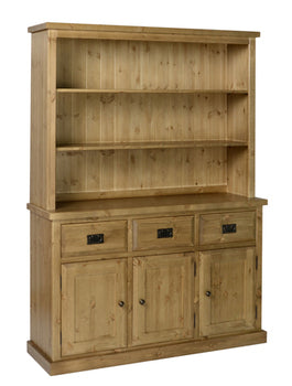 Devon 4ft 6in Open Top Dresser