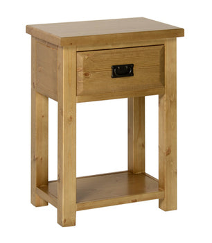 Devon 1 Drawer Console Table