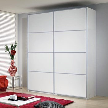 Oriental sliding door wardrobe