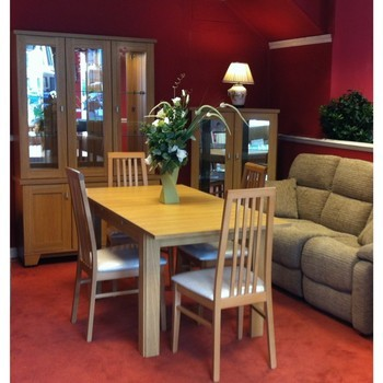 Sherwood Extending Table and 4 Chairs from House of Reeves