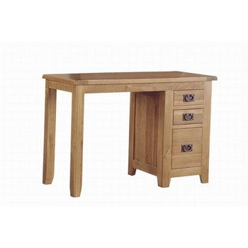 Lincoln Oak Dressing Table