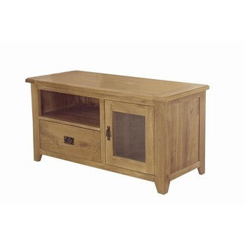 Lincoln Oak TV Unit