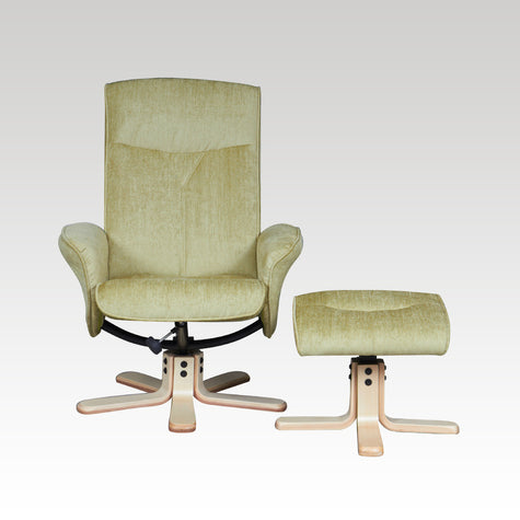Marrakesh Swiver Chair and Stool