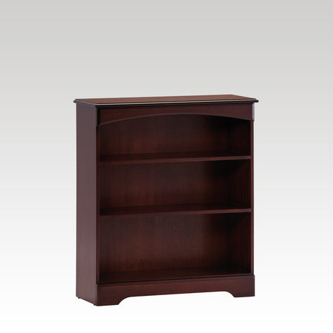 Classic Low Wide Bookcase