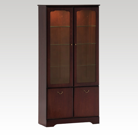Classic Tall Display 2 Door Inc