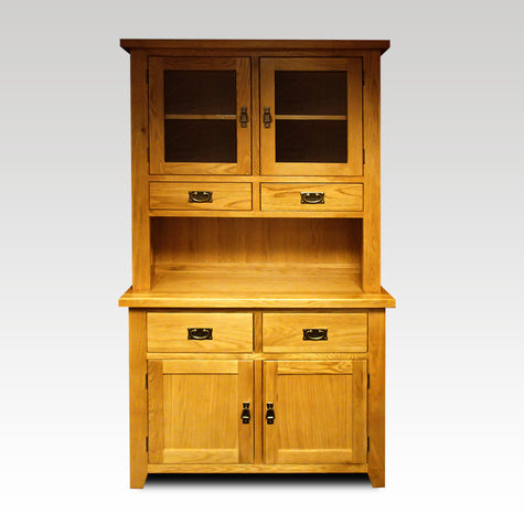 Eden Oak 2 Door Display Unit