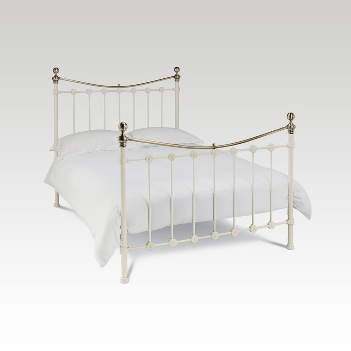 Amelie Small Double Metal Bed Frame