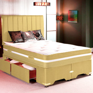 Canterbury Divan Bed (Reeves Exclusive) Clearance
