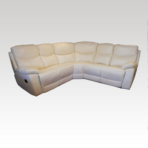 Clarissa Leather Corner Sofa Sets