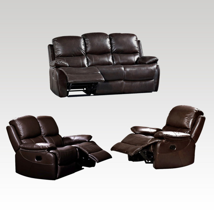 Jamie 3, 2 Seater Recliner Sofa & 1 Chair Set From House of Reeves