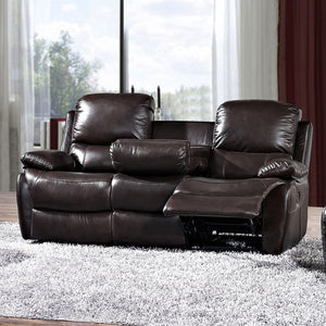 Jamie 3 Seater Recliner Sofa & 2 Recliner Chair Set