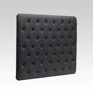 Linda (Faux Leather, Suede, Chenille & Alton) Headboard