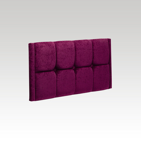 Tiffany (Faux Leather, Suede, Chenille & Alton) Headboard