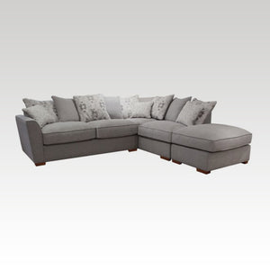 Q8 Tiger Corner Sofa Sets (Stool Extra)