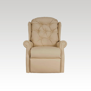 Woburn Petite Leather Recliner