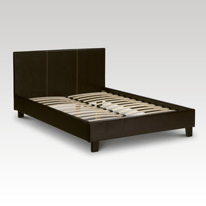 Cosmo Double Faux Leather Bedframe