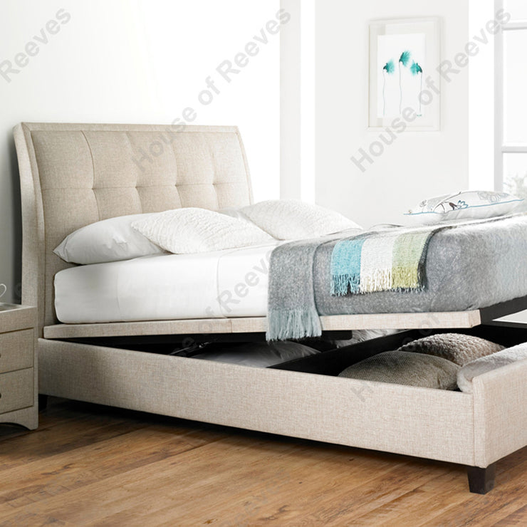 Accent Ottoman Bedframe