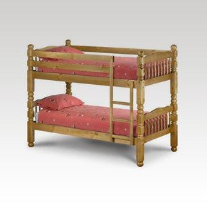 The 'Chunky' 3ft Bunk Bed (mattresses extra)