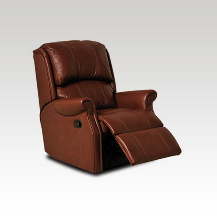 Regent Standard Leather Recliner Chair
