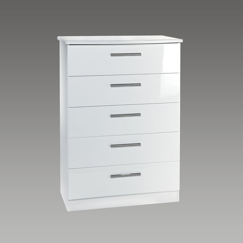 Chelsea 5 Drawer Chest