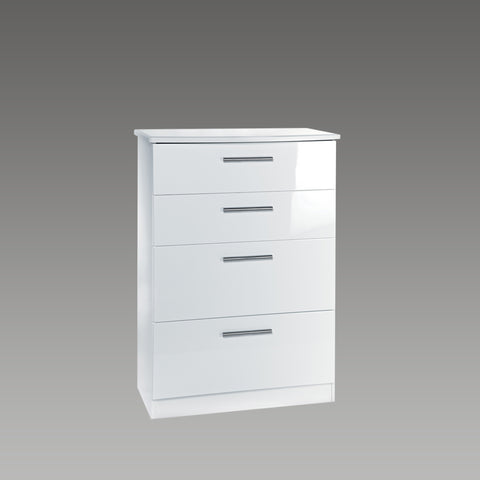 Chelsea 4 Drawer Deep Chest