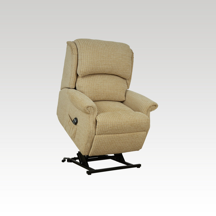 Regent Grande Fabric Recliner Chair