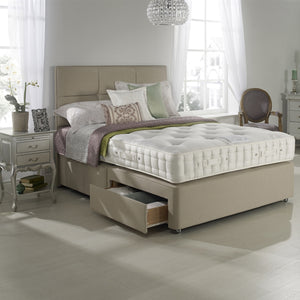 Larkspur Seasons Divan Bed by Hypnos