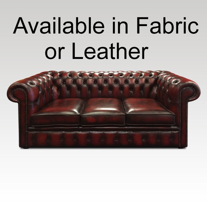 Bespoke Chesterfield 3 Seater Sofa