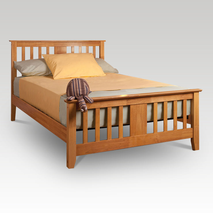 Boris Wooden Bedframe
