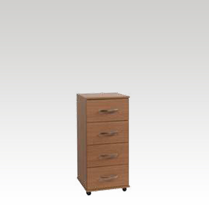 Quadrant 4 Drawer Narrow Chest by House of Reeves