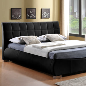Dorado Faux Leather Bedframe