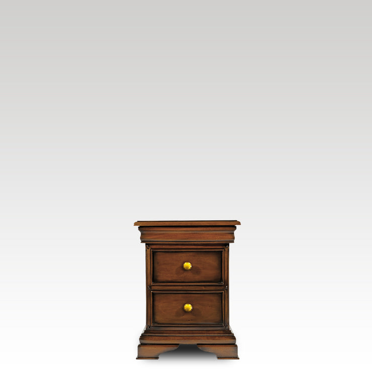 Louise 3 Drawer Bedside by House of Reeves