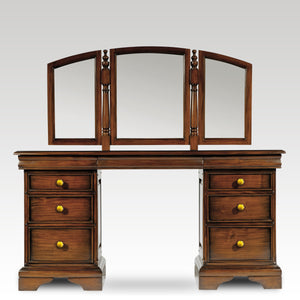 Louise Dressing Table with Mirror by House of Reeves