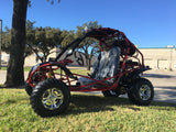JAGUAR 200 Go Cart With Aluminum Wheels!!!!