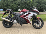 Falcon 250cc automatic  sportbike LED Lights