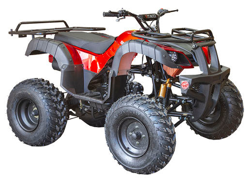 Cougar Full Size 125cc Utility 10in Wheels