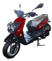 Zoma 49cc scooter
