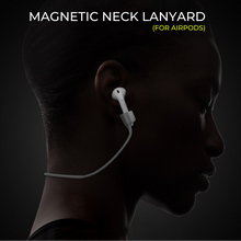 Load image into Gallery viewer, Magnetic Neck Lanyard (AirPods)
