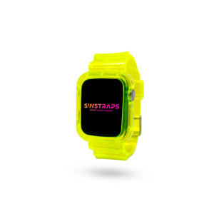 Active X Strap - (Neon Yellow)