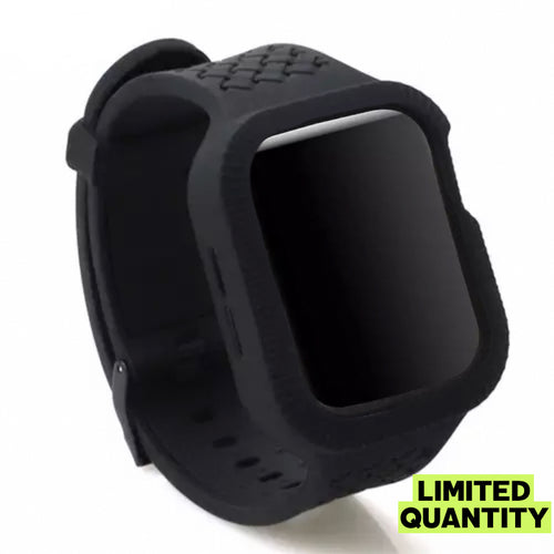 Sport Silicone Impact Strap (Black Harbour)